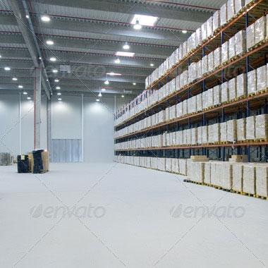 Održavanje čistoće skladišta, parkirališta, podzemnih garaže i hala