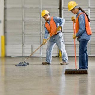 Završna građevinska čišćenja